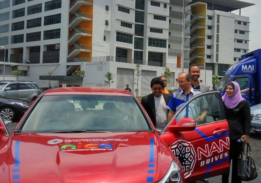 REKA Inisiatif and NanoMalaysia Berhad Collaborate on Autonomous Car Project